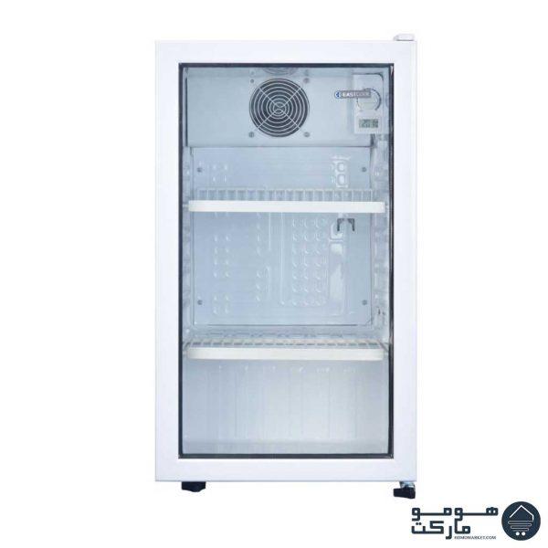 یخچال شوکیس 5 فوت تجاری ایستکول مدل TM-9580-CS سفید